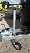 Original Böckmann Automatikstützrad, Stützrad mit massiver Kurbel Bugrad 1106654