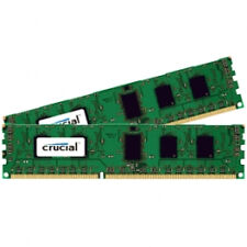 Crucial Ct2k51264bd160bj - 8GB (2x4gb) Ddr3-1600 Cl11 non ECC SR