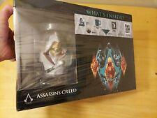 Assassin's Creed Collector Box Vinyl Bust Mug Squishy Bandana Keychain Bundle