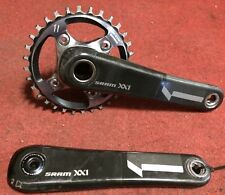 Guarnitura bici SRAM XX1 black 11s 32t 175 GXP mono mountain bike crankset