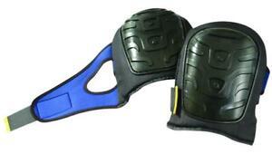 Occunomix 121 Knee Pads, Flat Cap, Gel Pads, Cradle Technology, EVA Foam Padded