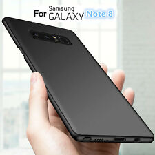 Samsung Galaxy Note 8 Luxury Body Matte PC Hard Case Shockproof Ultra-Thin Cover