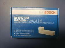 Bosch RFDW-SM-A Wireless Surface Mount Door/Window Contact Sensor New