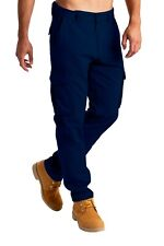 Mens Cargo Combat Work Trousers Chino Cotton Pant Work wear Jeans size 30-44
