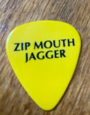ORIGINAL 1995 VOODOO LOUNGE MICK ZIP MOUTH JAGGER ROLLING STONES GUITAR PICK!!!