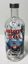 Absolut Limited Edition Texas Vodka w/ Cucumber & Serrano Chili Flavor 750 ml