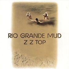 ZZ Top - Rio Grande Mud BROWN COLOURED Vinyl LP IN STOCK NEW/SEALED