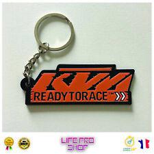 """Porte-clé KTM """"Ready To Race"""" - Moto, Voiture, Bateau - Envoi 24H"""