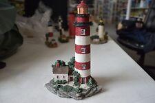 Lighthouse Assateague Island, Va Red & White Striped Lh-18