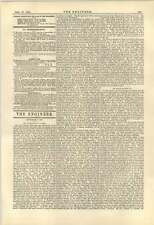 1884 Report On River Water Examination And Maxim Machine Gun