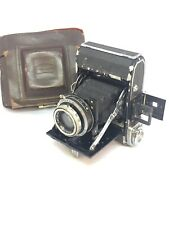 Zeiss Ikon Ikonta 521 1938-1954. Folding rollfilm camera.TESSAR 1:3.5 F=75mm 332