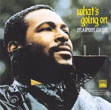 MARVIN GAYE - What's Going On (CD 2002) Reissue & Remastered +Bonus Tracks *EXC