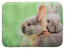 62707 Cute Rabbit Laying Mat Bed