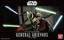 Bandai S.H. Figuarts  Star Wars General Grievous 1/12 Scale Plastic Model Kit