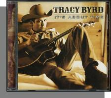 Tracy Byrd -- It's About Time (1999) - New 2003 BMG Special Products Country CD!