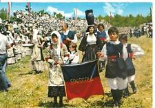 SINISCOLA  ( Nuoro )  -  Gruppo Folcloristico