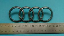 Genuine AUDI A4 A5 A6 A8 A7 Q5 Q7 Q3 TT S4 Capot Moteur Emblème Logo 4H0103940A