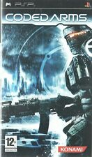 Coded Arms Sony PSP 12+ FPS Shooter Game