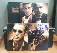 The Godfather Collection  (DVD)   W/Slipcover    LIKE NEW