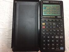 CASIO CFX -9850GB Plus Color Power Graphic Calculator 32KB with Cover