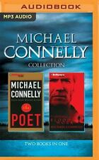Michael Connelly Collection: The Poet & Blood Work (MP3)