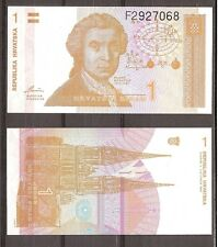 Kroatie - 1991 - Bankbiljet - 1  DINAR - UNC