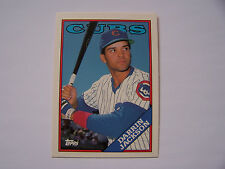 Darrin Jackson ROOKIE CARD #56T (Lot of 5) 1988 Topps TRADED Baseball CUBS