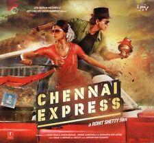 CHENNAI EXPRESS - BOLLYWOOD ORIGINAL SOUNDTRACK CD - FREE POST