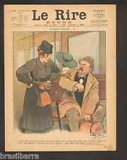 REVUE LE RIRE ROUGE n° 54 du 27 novembre 1915