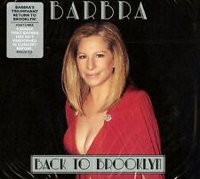 Streisand Barbra - Back To Brooklyn -  CD Nuovo Sigillato
