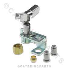 IMPERIAL FRYER GAS PILOT ASSEMBLY WITH NATURAL & LPG GAS INJECTORS NAT LP ASSY