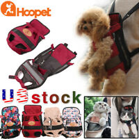 HOOPET Brand Pet Carrier Backpack Outdoor Travel Shoulder Bags for Small Dog Cat
