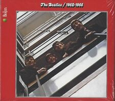 The Beatles/1962 1966-Red album * New 2cd's * NUOVO *