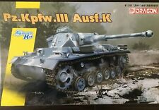 1/35 German Pz.Kpfw. III Ausf. K ~~ NEW DRAGON DML #6903