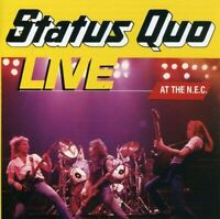 Status Quo - Live At The N.E.C [CD]