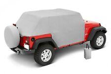 Jeep Wrangler JK 4türer All Weather Trail Cover Abdeckung Grau Bestop 07-17
