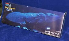 MONOGRAM 1:600 SEAQUEST DSV Submarine Plastic Model Kit HUGE, MINT, SEALED!!