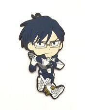 My Hero Academia Large PVC Strap Keychain Charm ~ Tenya Iida Hero Suit MHA04