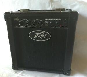 AMPLIFICATORE per chitarra elettrica PEAVEY BACKSTAGE I - USATO