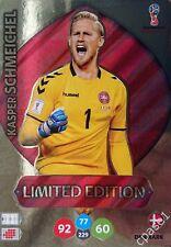 Panini World Cup 2018 Russia Kasper Schmeichel Denmark Limited Edition - FIFA