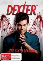 Dexter Season 6 DVD 2013 4-Disc Set Brand New Sealed