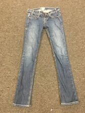 PREOWNED WOMENS JEANS DENIM OF VIRTUE SIZE 27