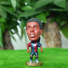 "Soccer Dolls 2.5"" Toy Figure Action Figurine 10# RONALDINHO (B) Classic Edition"