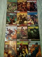 Dungeons & Dragons Dungeon Magazine 124-135 Age of Worms Complete Campaign