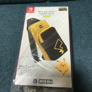 IN HAND Nintendo Switch Pokemon Pocket Monster Pikachu Shoulder Pouch Bag Case