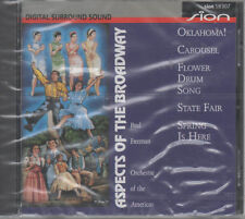 Aspects Of The Broadway 7 CD NEU Oklahoma Carousel Flower Drum Song State Fair