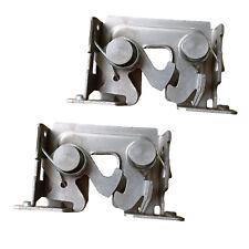 2 PCS Lower Hood Lock Latches for BMW 128i 328i 335i xDrive 525i 535i M3 X1 X3