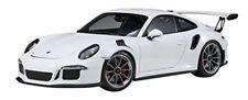 Porsche 911 tipo 991 GT3 RS blanco 1/18 Autoart 78166