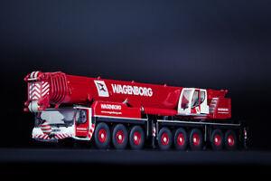 IMC Models 32-0098 Wagenborg Liebherr LTM 1450-8.1 Mobile Crane 1:87