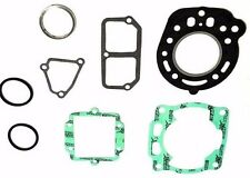 KAWASAKI KX125 KX 125 ENGINE TOP END GASKET KIT 1989,HEAD,BASE,EXHAUST,COVER